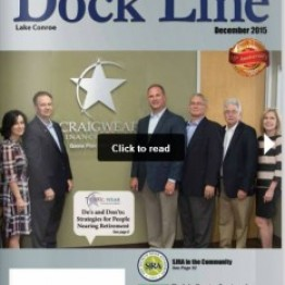 Epoxy Floors Houston featured in Conroe edition of Dock Line Magazine