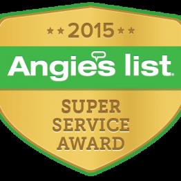Epoxy Floors Houston Earns Esteemed 2015 Angie's List Super Service Award