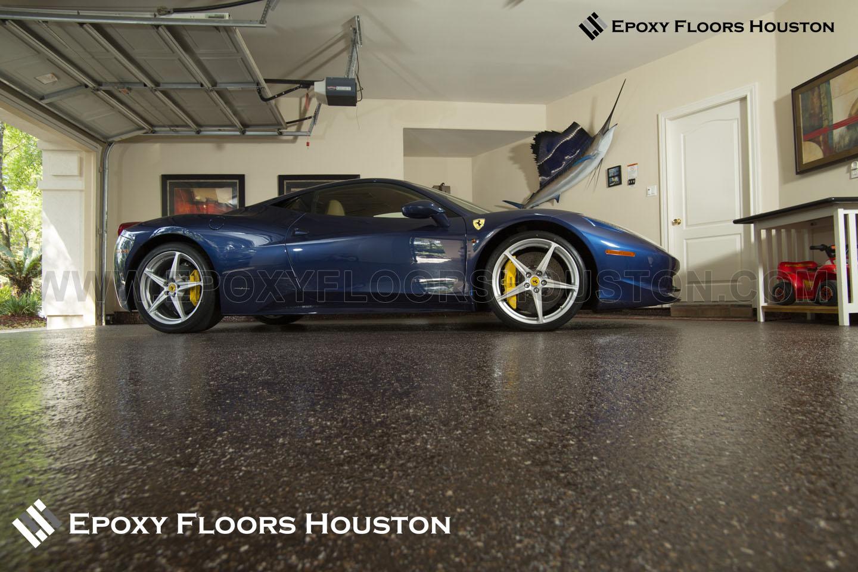 Mica garage floor coating houston photo shoot for Flooring houston