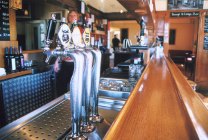 There Is A Good Reason That Most Restaurants And Lounges Have Shiny Wood  Bars And Tables; Almost All Of Them Use An Epoxy Coating To Protect Their  Surfaces ...