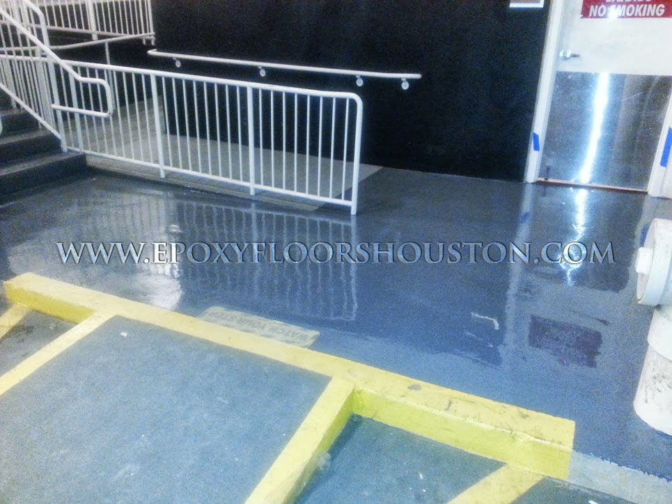 Commercial Epoxy Coating 01