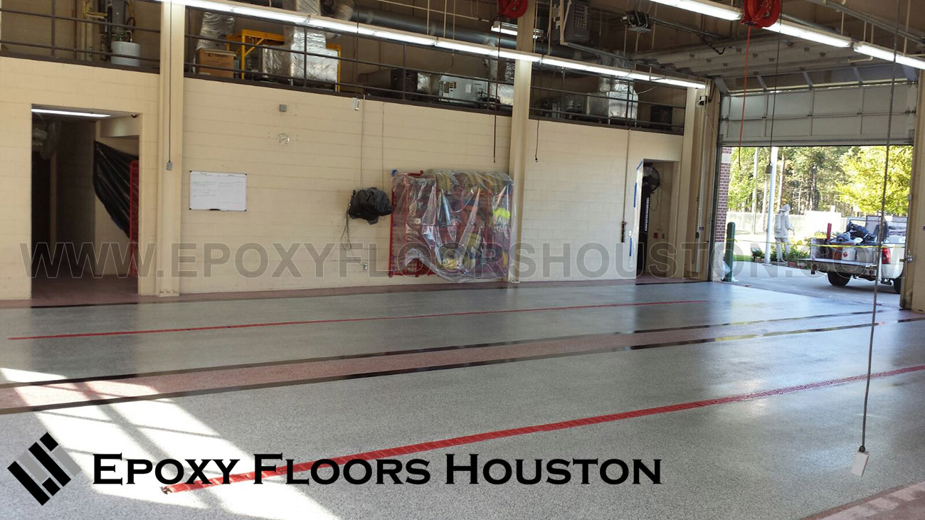 Commercial epoxy flooring images in houston tx for 11th floor
