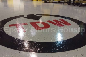 Epoxy Floor Decal 1