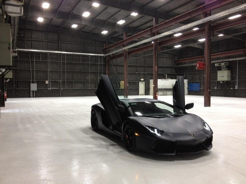 Epoxy Floors Houston Garage