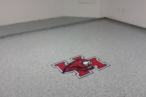 Epoxy Floor Decal 2
