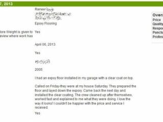 Epoxy Floors Houston Review