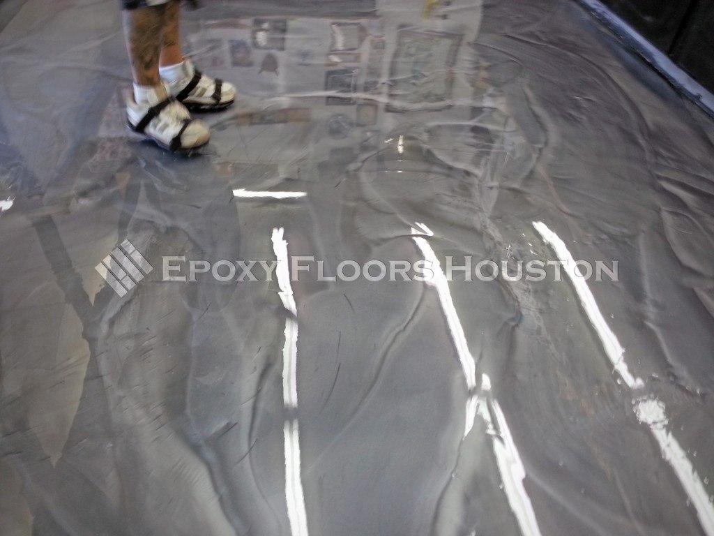 concrete floor metallic epoxy cost marble look youtube basement watch to the floors flooring how give of