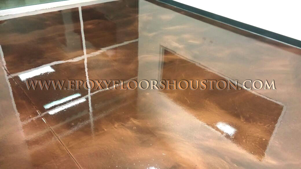 Cost of epoxy commercial epoxy flooring pricing in houston for Commercial bar flooring