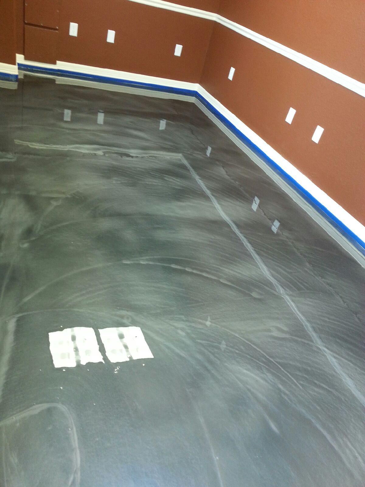 Metallic Epoxy Commercial Floor 1