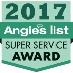 Angie's List 2017 Service Award